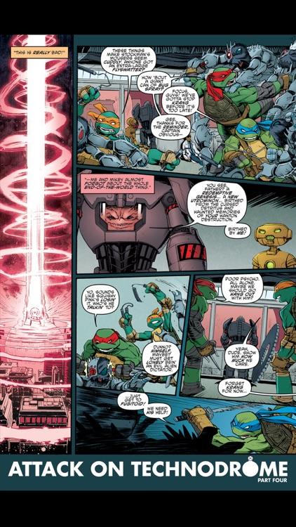 TMNT Comics screenshot-4