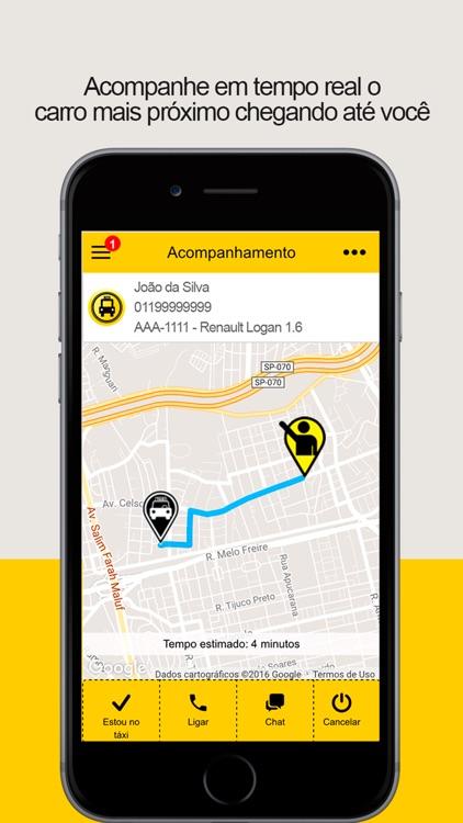 Tele Táxi Cidade screenshot-3