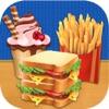 有名な料理ゲーム:キッズクッキングマスター