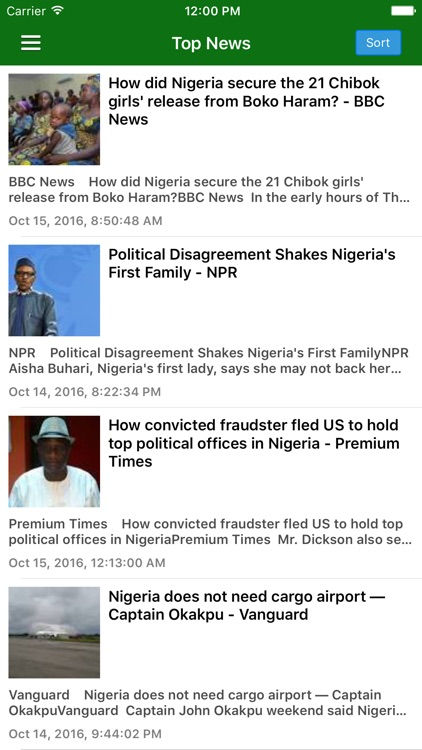 Nigeria News Today Pro - Naija Headlines & Videos