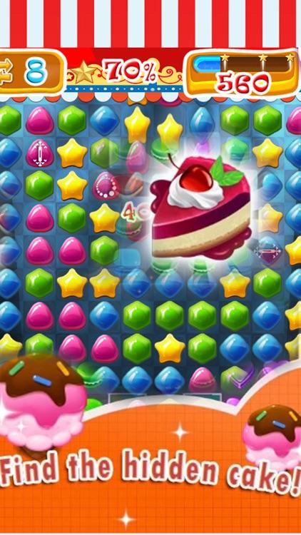 Candy Bomb Blast Journey