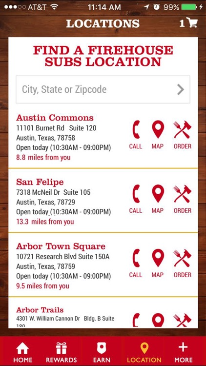 Firehouse Subs App screenshot-3