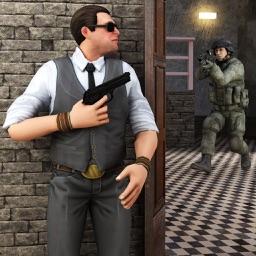 Secret Agent Spy Survivor 3D - Sniper Mission