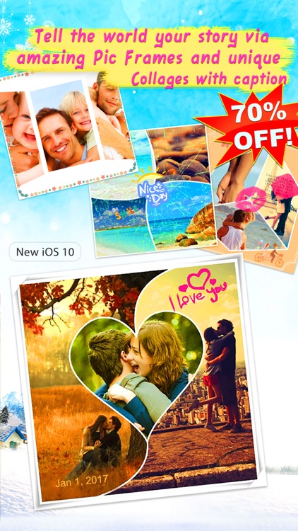 LiveCollage Classic -FREE Instant Collage Maker