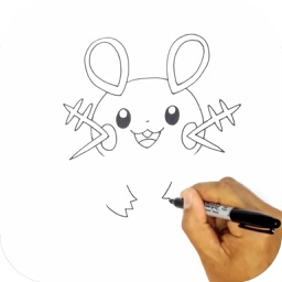 how to draw cartoon characters step by step video