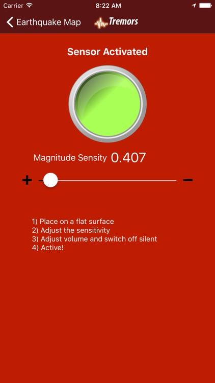 Tremors screenshot-4