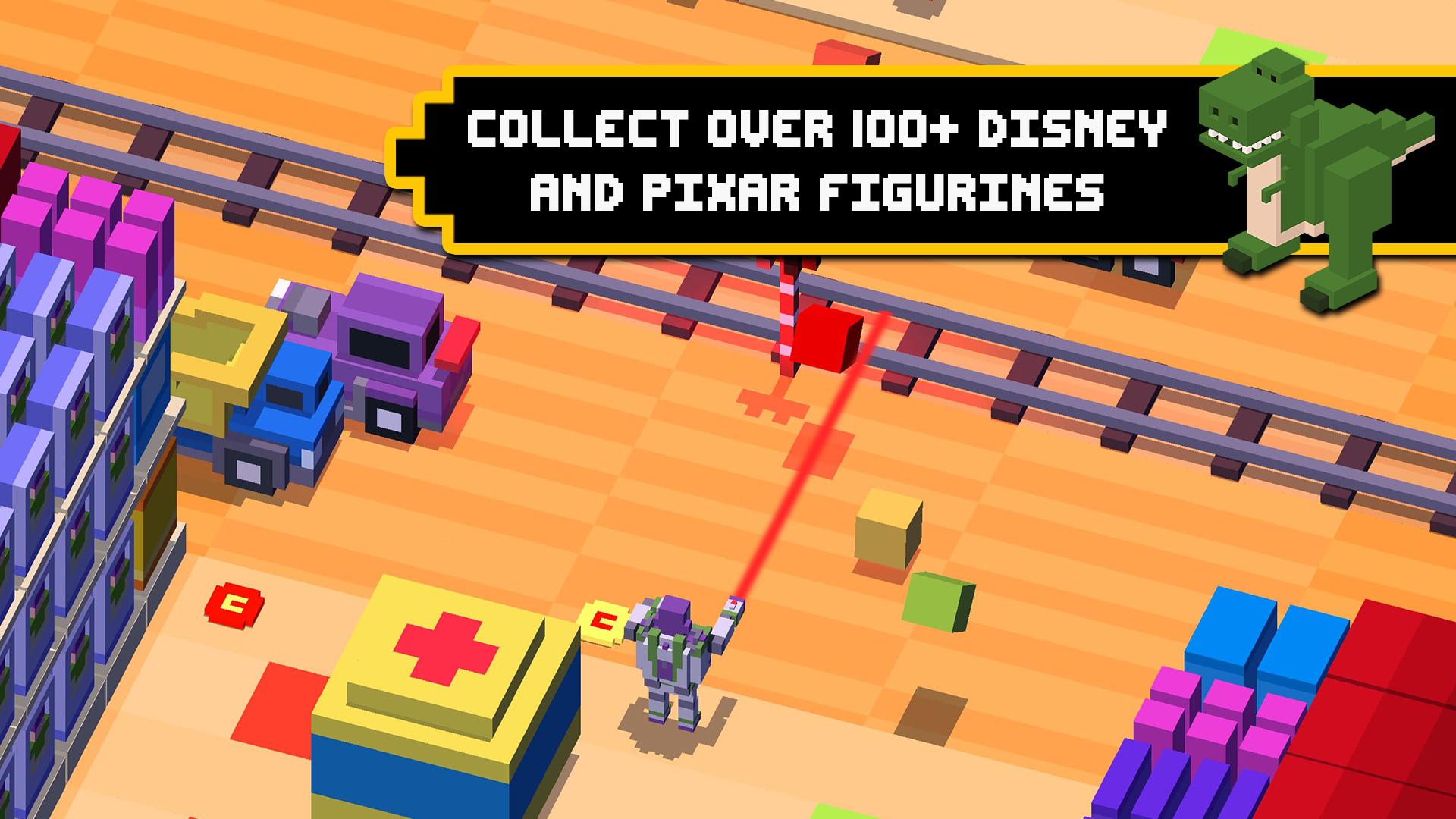 Disney Crossy Road screenshot 11