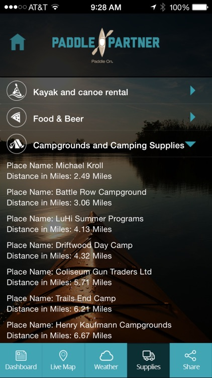 Paddle Partner For Kayaking screenshot-4