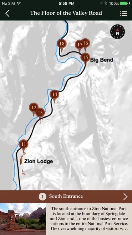 Tour of Zion