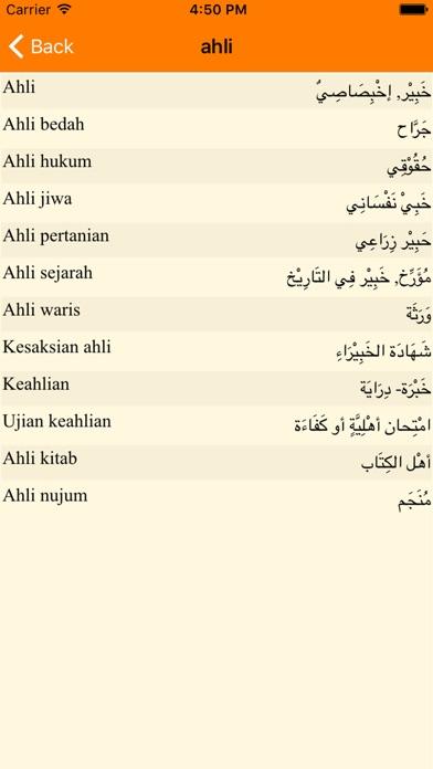 Kamus Bahasa Arab - Indonesia iPhone