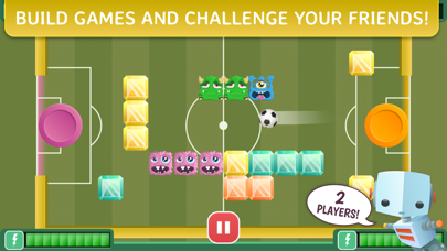 Coda Game - Make your Own Gamesのおすすめ画像1