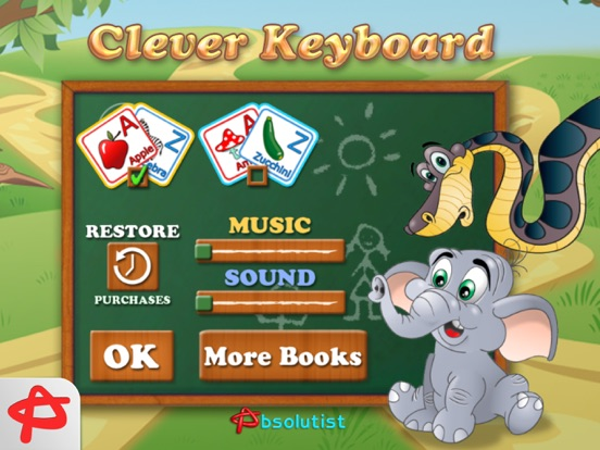 Clever Keyboard: ABC Learning Game For Kids screenshot 5