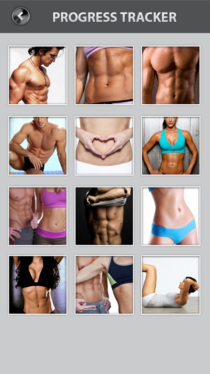 Belly Fat Workout FREE - 10 Minute Ab Exercises screenshot-3