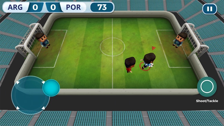 Tap Soccer - Champions screenshot-3