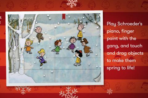 A Charlie Brown Christmas + iMessage Sticker Pack! screenshot 4