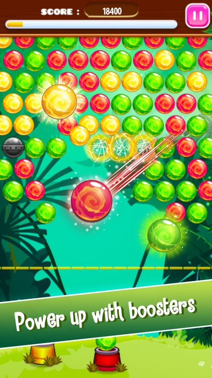 Bubble Shooter Adventures - Free Arcade Games