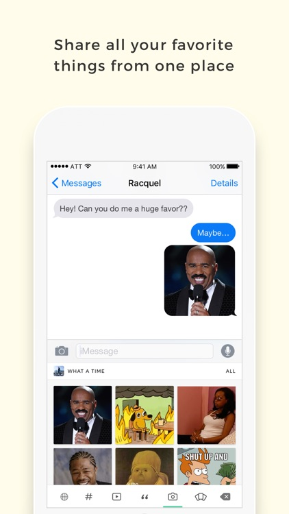 Often - Create & share your own keyboard with GIFs, Photos, & Quotes screenshot-4