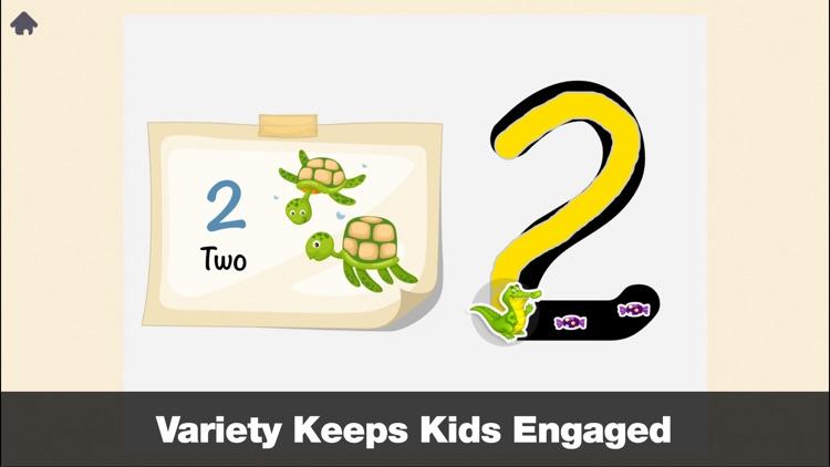 Numbers for Kids - Preschool Counting Games screenshot-3