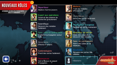 Screenshot #2 pour Pandemic: The Board Game