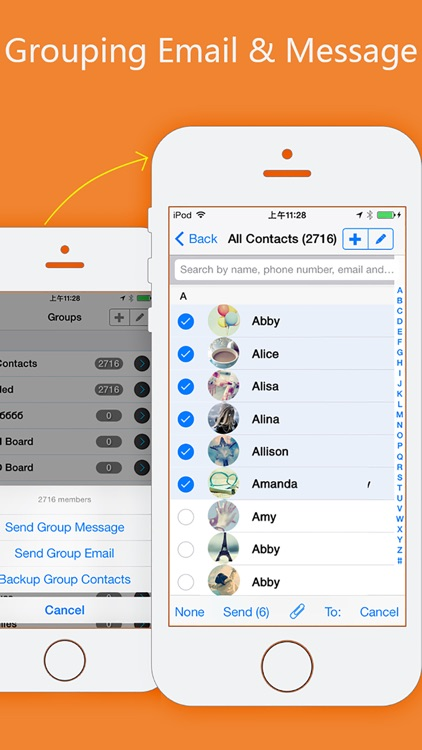 aContacts+ - Contact Manager