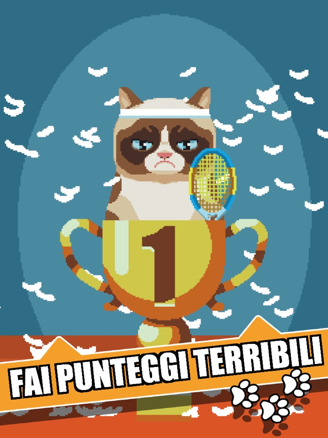 Grumpy Cat: Un gioco orrendo Screenshot