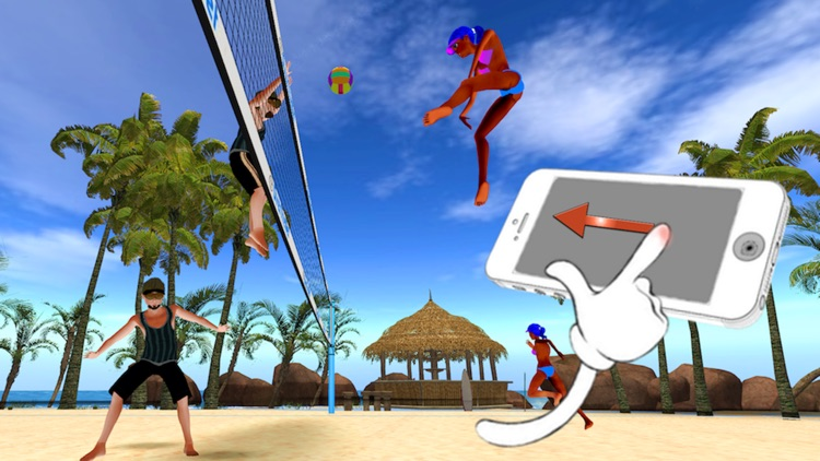 Beach Volley 2016 Over The Net