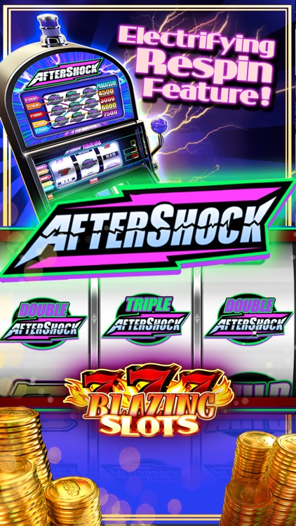 Blazing 7s Casino: Slots Games screenshot-1
