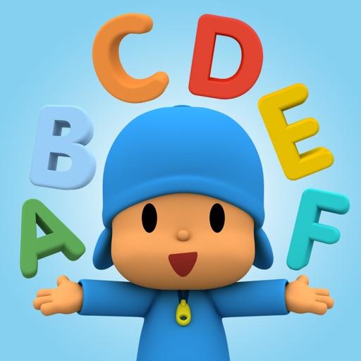Pocoyo Alphabet
