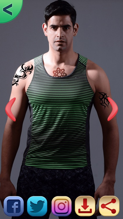 Tattoo Designs Photo Editor – Best Body Art Ideas