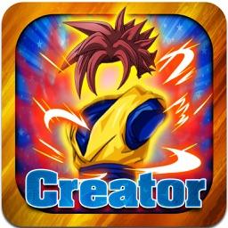 Create Super Warriors SSJ - Be Z Legend