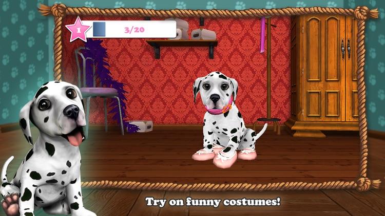 DogWorld 3D: My Dalmatian - the cute puppy dog
