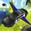City Police Flying Car : Flight Vehicle Simulator