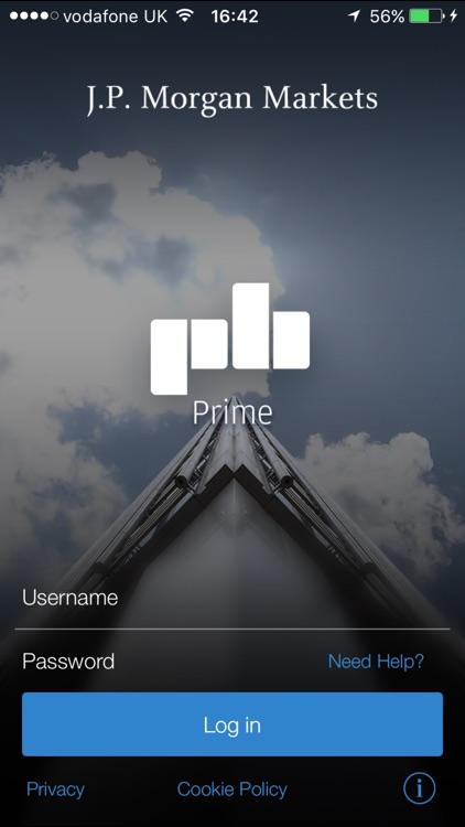 Prime on J.P. Morgan Markets