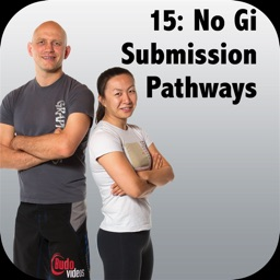 No Gi BJJ Submission Pathways, Bigstrong 15