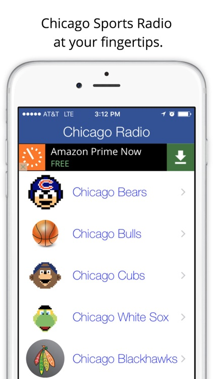 Chicago GameDay Radio for Live Sports, News, and Music – Bulls, Bears, and Blackhawk Edition