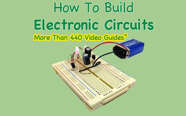 How to build electronic circuits on the mac app store screenshots solutioingenieria Image collections