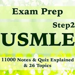 USMLE Step2 Course & Exam Review 11000 Flashcards