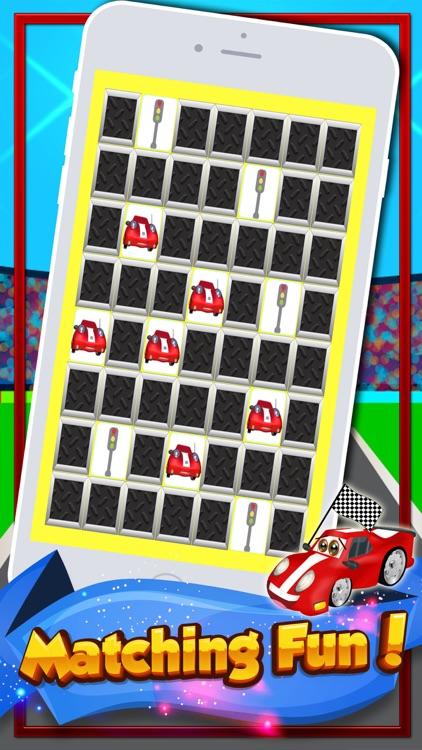 Race Cars! Car Racing Games for Kids Toddlers screenshot-4