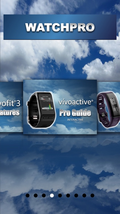 WatchPro for Garmin Vivo Series + More screenshot-3