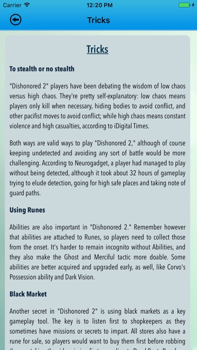 Best Pro - Guide For Dishonored 2 - Unofficial-3