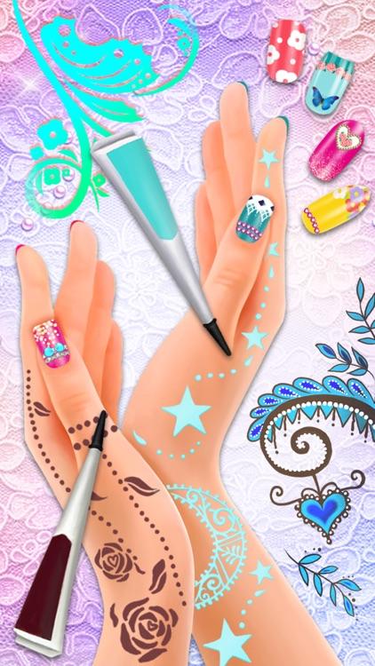 Nail Art Fashion Salon Games By Beauty Inc
