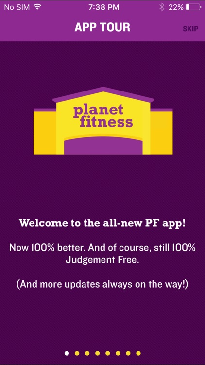 Planet Fitness screenshot-1