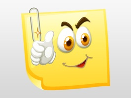 Sticky Notes Smileys is a fun stickers pack for iMessage