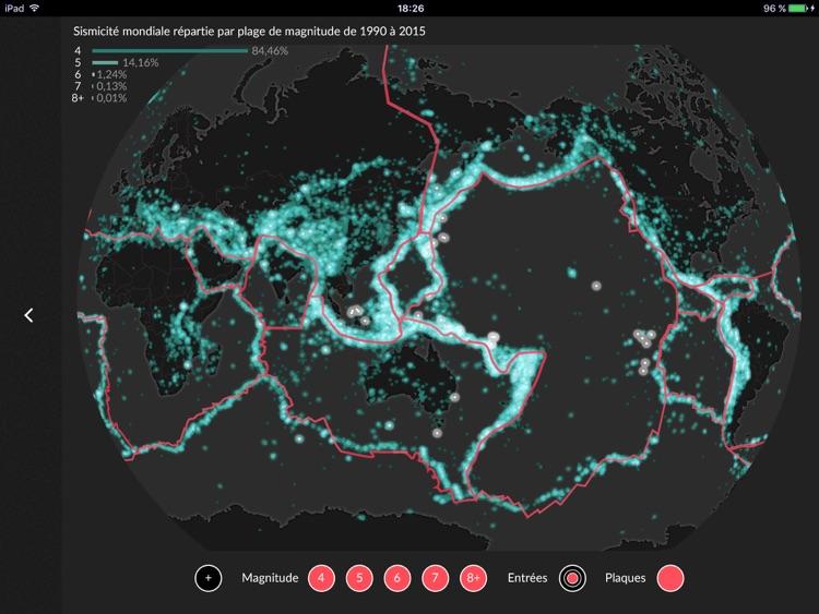 Sismologie - Tremblements de terre et séismes screenshot-4