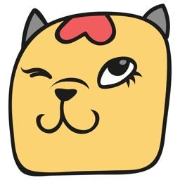 Doodle Cat Stickers Vol 02
