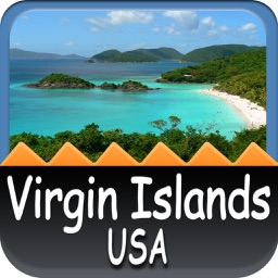 Virgin Islands-USA Offline Map Travel Guide