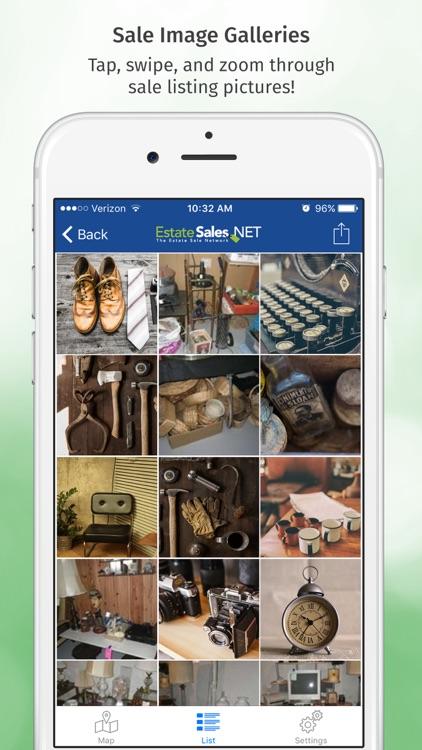 Estate Sales - EstateSales.NET screenshot-3