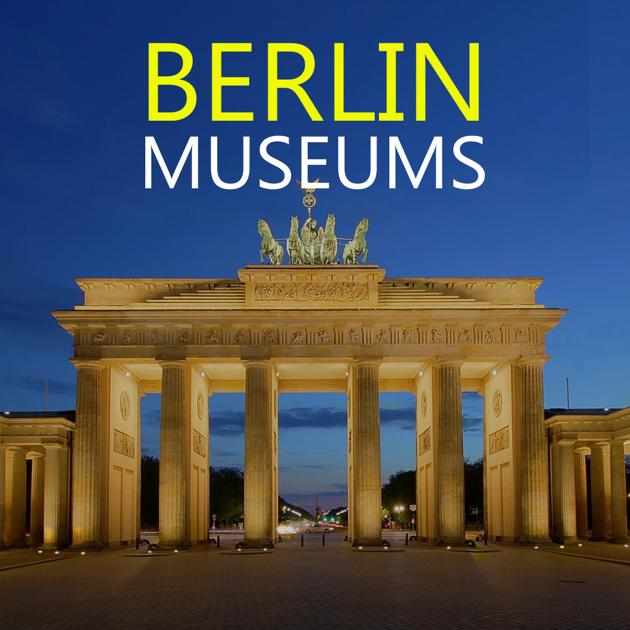 app store berlin museums bundle pergamon neues altes alte nationalgalerie guides. Black Bedroom Furniture Sets. Home Design Ideas