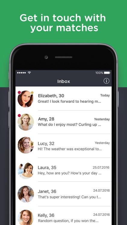 EliteSingles - Serious Dating screenshot-3