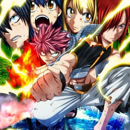 FanArts Wallpaper for Fairy Tail